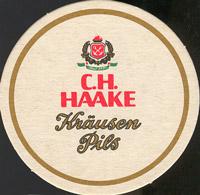 Pivní tácek haake-beck-9