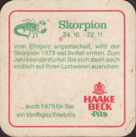Pivní tácek haake-beck-91-zadek-small
