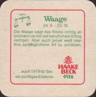 Pivní tácek haake-beck-92-zadek-small