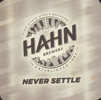 Beer coaster hahn-25-small