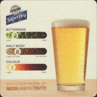 Beer coaster hahn-27-small