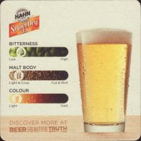 Beer coaster hahn-28-small