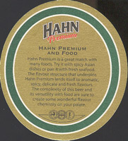 Beer coaster hahn-8-zadek