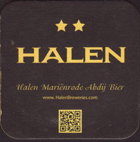 Beer coaster halen-1-small