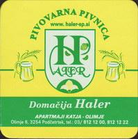 Pivní tácek haler-sp-5-oboje-small