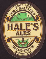 Beer coaster hales-ales-2-small