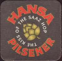 Beer coaster hansa-2-small
