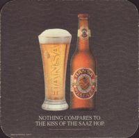 Beer coaster hansa-2-zadek