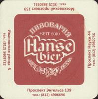 Pivní tácek hanse-bier-3-small
