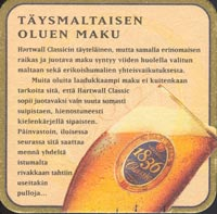 Pivní tácek hartwall-1