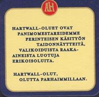 Pivní tácek hartwall-4-zadek