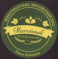 Pivní tácek harvanek-1-zadek-small