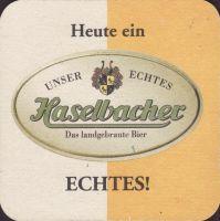 Pivní tácek haselbach-1