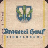 Beer coaster hauf-5-small