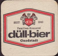 Beer coaster hausbrauerei-dull-1-small