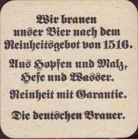 Beer coaster hausbrauerei-dull-1-zadek-small