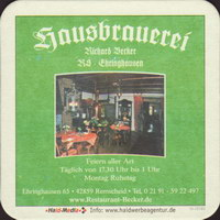 Beer coaster hausbrauerei-richard-becker-1-small