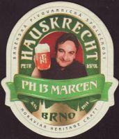 Pivní tácek hausknecht-brnenska-pivovarnicka-spolecnost-4-small