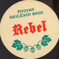Beer coaster havlickuv-brod-1
