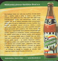 Beer coaster havlickuv-brod-22-zadek-small