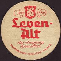 Pivní tácek heinrich-leven-2-small
