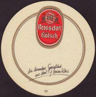 Beer coaster heinrich-reissdorf-70