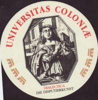 Beer coaster heinrich-reissdorf-71-zadek