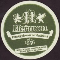 Beer coaster herman-3-oboje-small