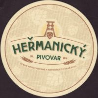 Beer coaster hermanicky-1-small