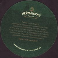 Beer coaster hermanicky-1-zadek-small