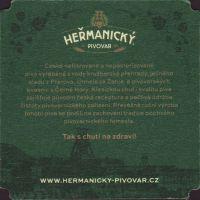 Pivní tácek hermanicky-2-zadek-small