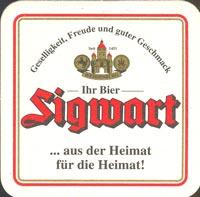 Pivní tácek hermann-sigwart-1