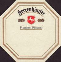 Beer coaster herrenhausen-11-zadek-small
