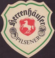 Beer coaster herrenhausen-19-oboje-small