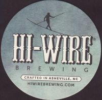 Beer coaster hi-wire-1-small