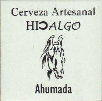 Pivní tácek hidalgo-cerveza-artesanal-3-small