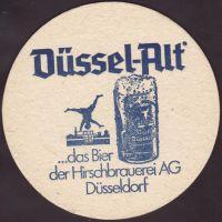 Beer coaster hirschbrauerei-dusseldorf-1-small