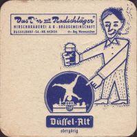 Beer coaster hirschbrauerei-dusseldorf-4-small
