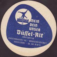 Beer coaster hirschbrauerei-dusseldorf-5-small