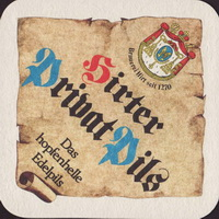 Beer coaster hirt-13-small