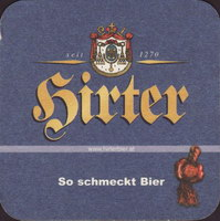 Beer coaster hirt-18-small