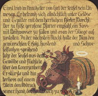 Beer coaster hirt-30-zadek