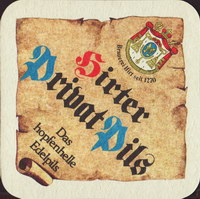 Beer coaster hirt-60-small