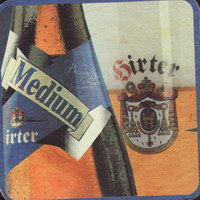 Beer coaster hirt-63-small