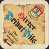Beer coaster hirt-69-small