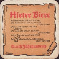 Beer coaster hirt-75-zadek-small