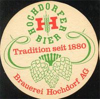 Pivní tácek hochdorf-12