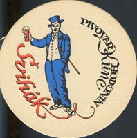 Beer coaster hodonin-1