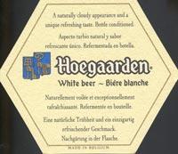 Pivní tácek hoegaarden-1-zadek