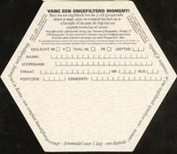 Pivní tácek hoegaarden-13-zadek